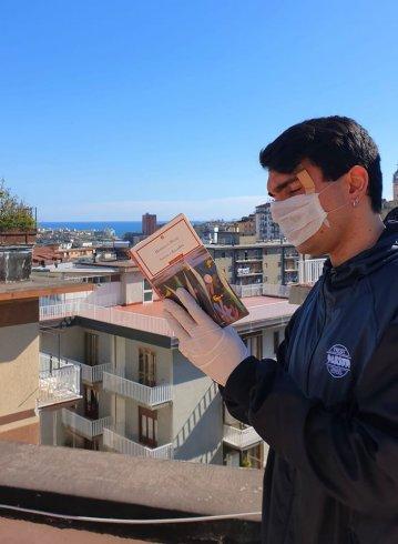 """Cultura, social e passione: Salerno scopre il """"mondo"""" di Gianni: """"Faremo il concerto del 1 maggio"""" - aSalerno.it"""