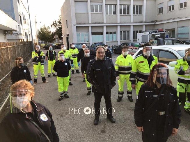 Salerno, oltre 500 pacchi alimentari recuperati dalla Protezione Civile – LE FOTO - aSalerno.it