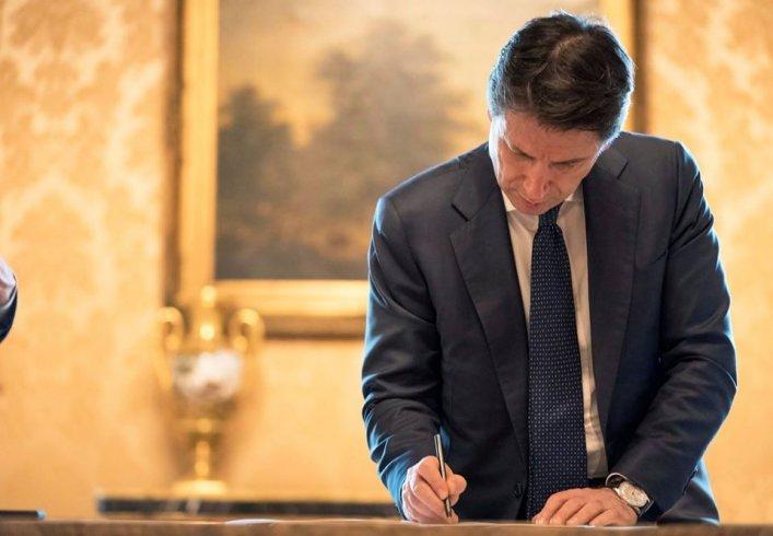 Conte ha firmato: ecco il nuovo Dpcm - aSalerno.it