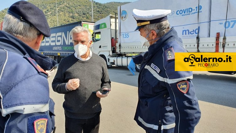Positivo collaboratore del sindaco, negativo il test per Enzo Napoli - aSalerno.it