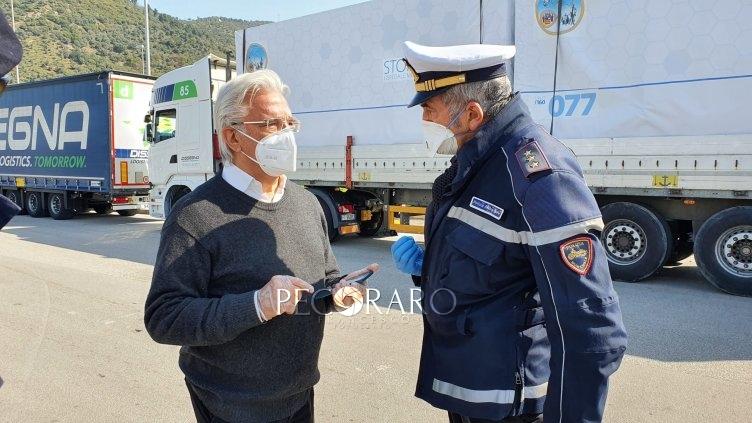 Buoni spesa a Salerno, consegna per altre 124 famiglie - aSalerno.it
