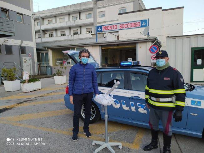 Salerno, strumento di spirometria portato all'ospedale di Polla - aSalerno.it