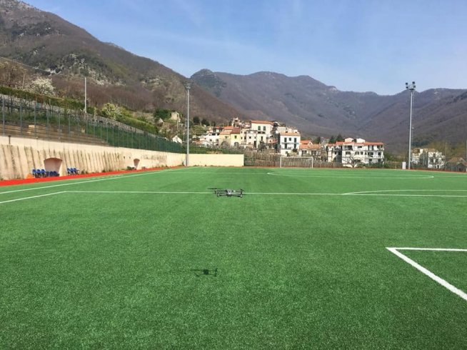 Costiera Amalfitana, anche a Scala controlli con il drone - aSalerno.it