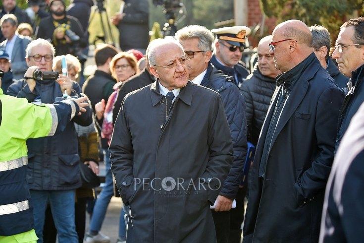 """""""Devo difendere il territorio, se altri aprono senza criterio io chiudo la Campania"""" - aSalerno.it"""