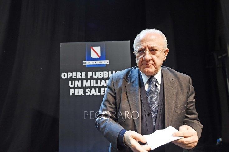 """Nuova ordinanza di De Luca: """"Da lunedì stop alle Scuole dell'Infanzia"""" - aSalerno.it"""