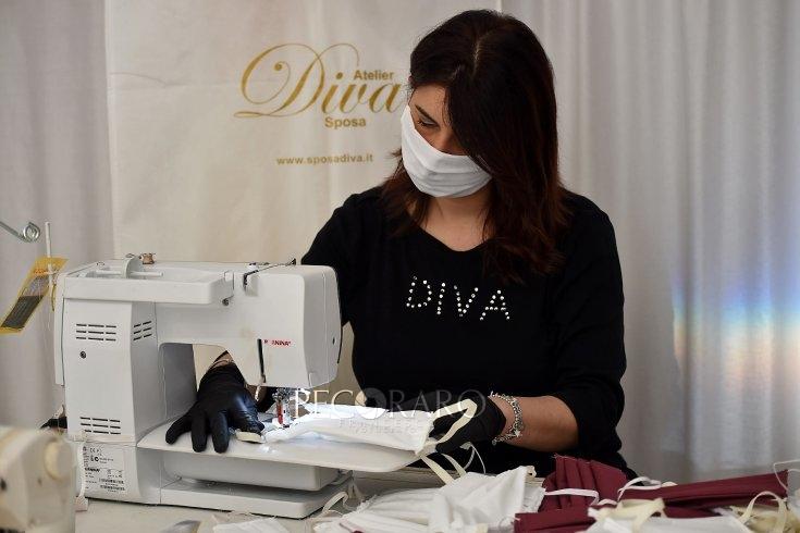 In dono l'abito da sposa alle donne che combattono in corsia, il regalo di Diva Sposa - aSalerno.it
