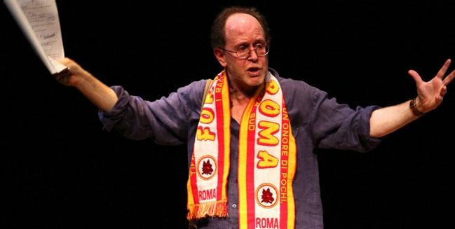 Scena Teatro, ospite l'attore e drammaturgo Giuseppe Manfridi - aSalerno.it