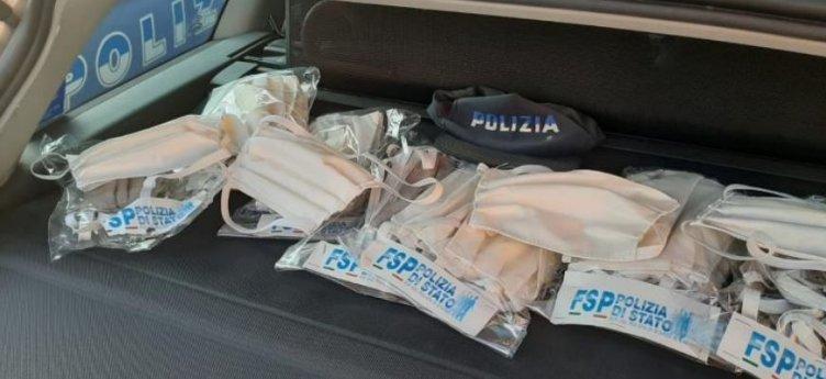 Dalla comunità evangelica cinese 300 mascherine alla Polizia di Stato di Salerno - aSalerno.it