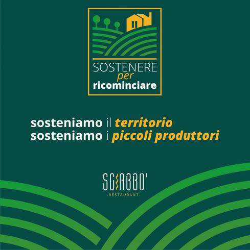 """""""Sostenere per ricominciare"""", Sciabbò Restaurant mette sul """"palco"""" i prodotti del territorio - aSalerno.it"""