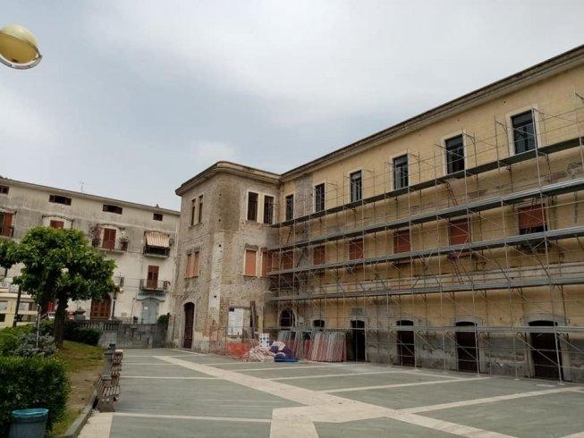 Mercato San Severino, via ai lavori per musealizzazione del Convento dei Frati Minori - aSalerno.it
