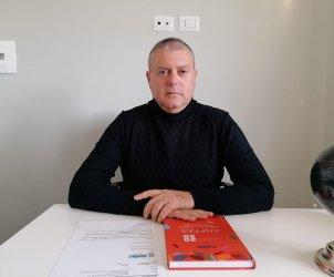 SALVATORE PARISI - Presidente Fondazione Salernum Anffas Onlus