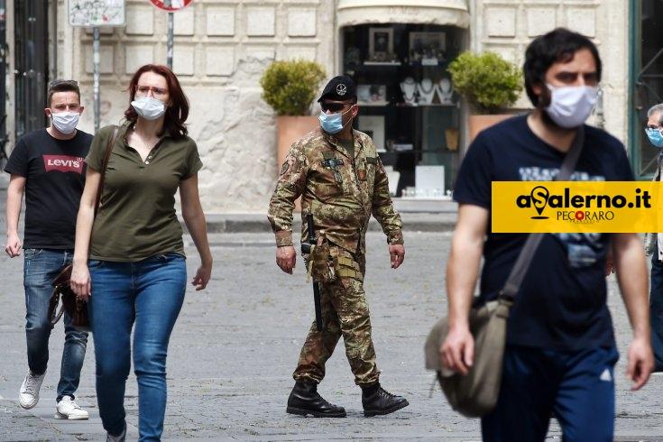 Nuova ordinanza di De Luca: torna la mascherina obbligatoria anche all'aperto - aSalerno.it