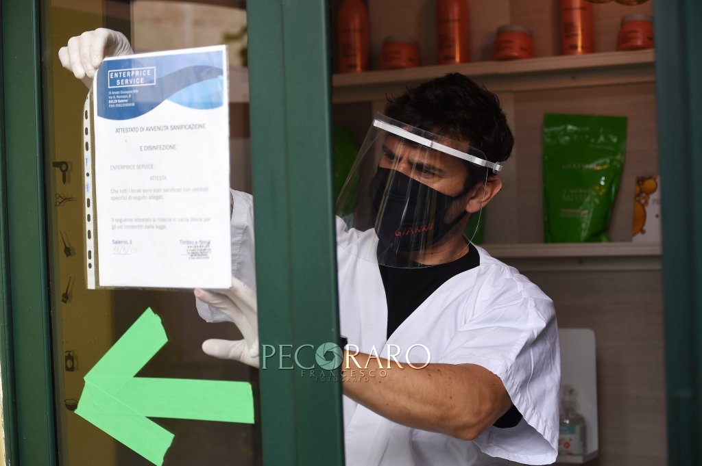 Italy On Phase 2: Reopenings Countrywide As Coronavirus Infection Rate Falls