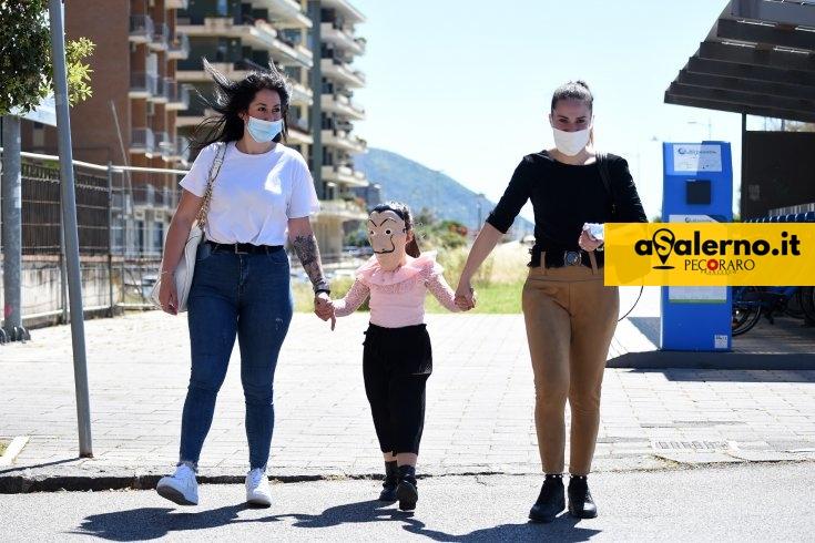 Salerno, pronte mascherine e termometri laser per le scuole - aSalerno.it