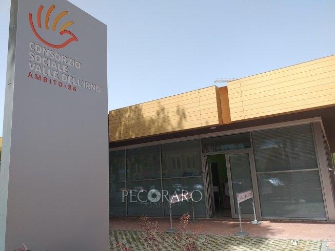Baronissi, ecco la nuova sede del Consorzio Sociale - aSalerno.it