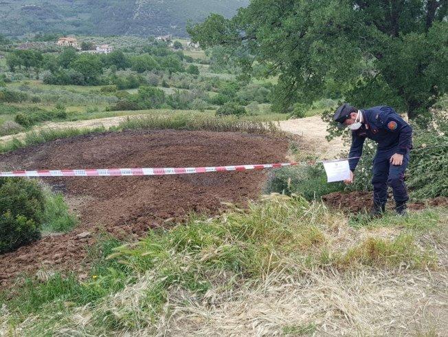 """In provincia scoperto un """"lagone"""" della vergogna, accumulo di liquami e reflui zootecnici - aSalerno.it"""