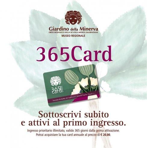 Il Giardino della Minerva presenta la nuova card - aSalerno.it