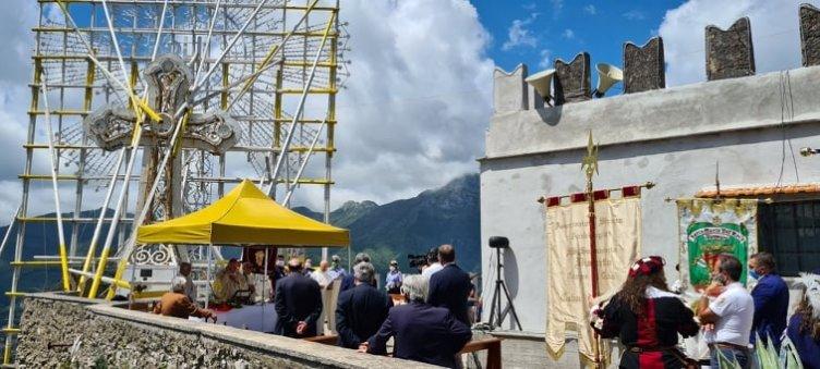 La Festa Monte Castello al tempo del Covid-19 - aSalerno.it