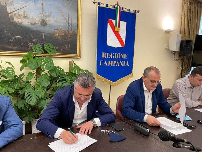 Firmato il protocollo di intesa, pista ciclabile da Salerno fino ad Agropoli - aSalerno.it