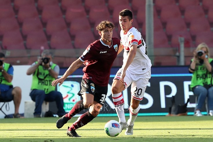 Salernitana, cose da pazzi: 3 a 3 all'Arechi con la Cremonese - aSalerno.it