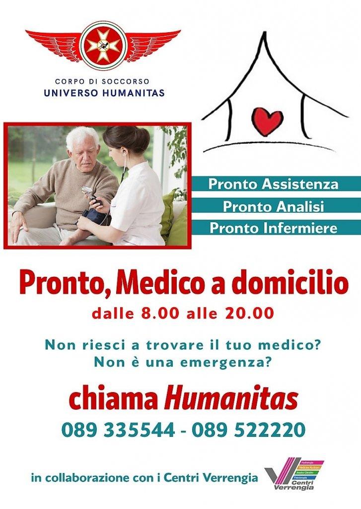 Humanitas pronto medico