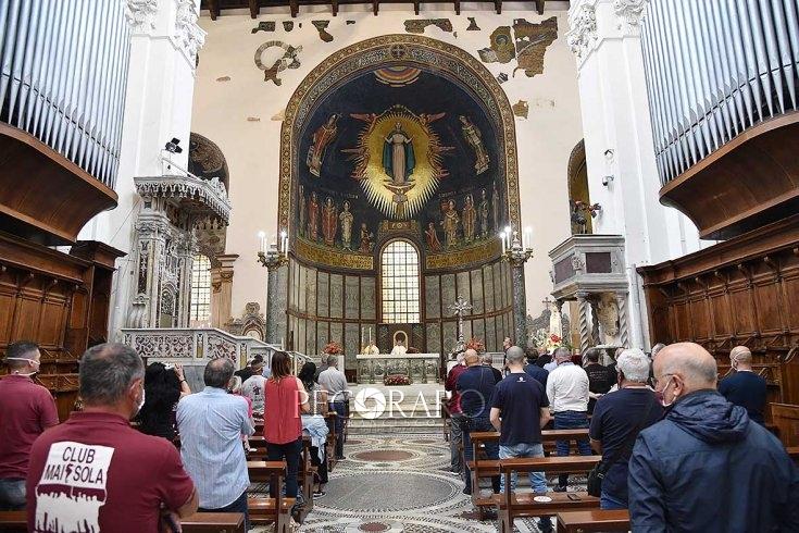 19 giugno, una messa in Cattedrale per i tifosi granata uniti in cielo - aSalerno.it