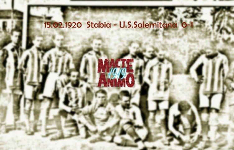 """Nasce """"Macte Animo 1919″: è il museo digitale della storia dell'U.S. Salernitana - aSalerno.it"""