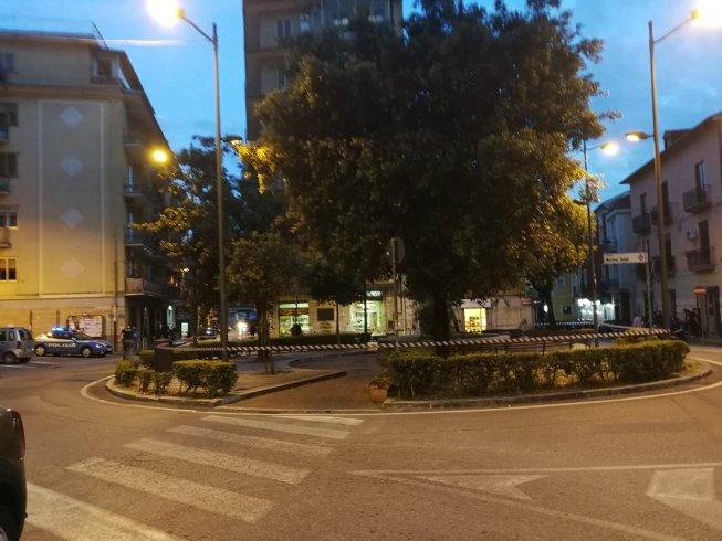 Allarme bomba a Fratte, traffico in tilt, sul posto la Polizia - aSalerno.it