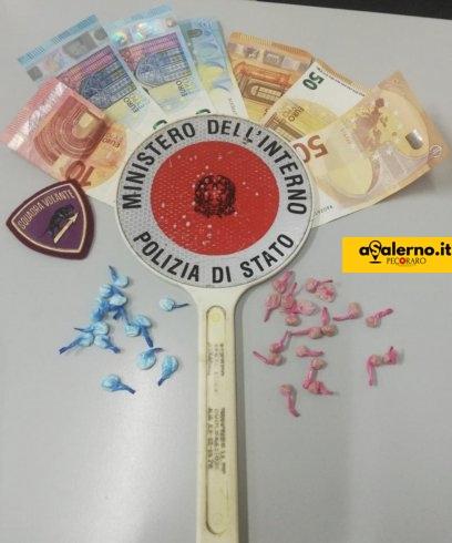 Spacciava eroina e cocaina, arrestato 27enne a Salerno - aSalerno.it