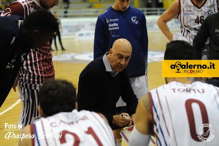 """Virtus Arechi, coach Parrillo: """"Pronto a dare il massimo per portare la Virtus in alto"""" - aSalerno.it"""