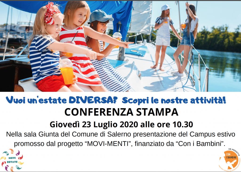 Conferenza stampa post - Salerno