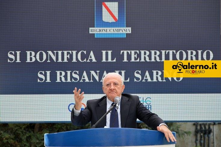 De Luca, i numeri di un plebiscito - aSalerno.it