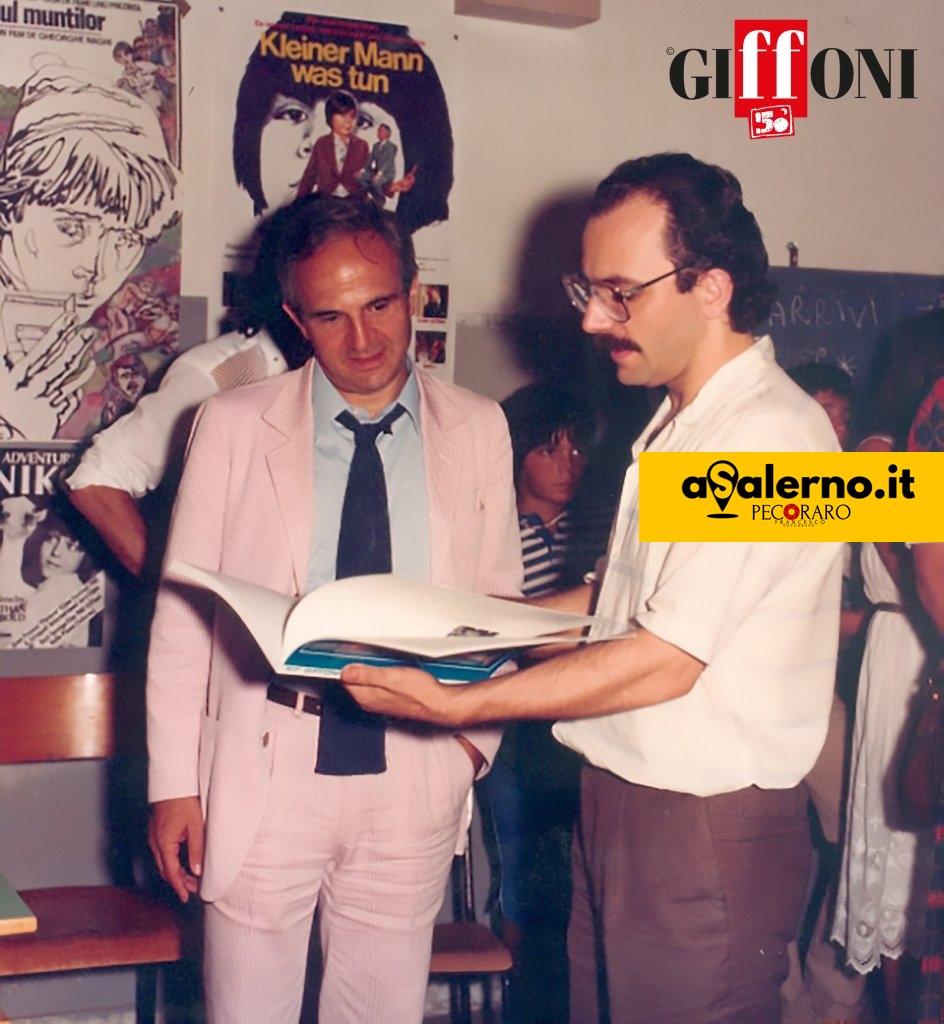 Direttore con Truffaut