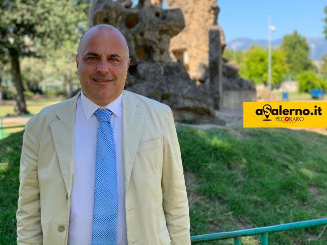 """Sanità e famiglia, D'Avenia: """"Investiamo sul personale sanitario e concediamo un bonus di 600 euro alle famiglie campane"""" - aSalerno.it"""