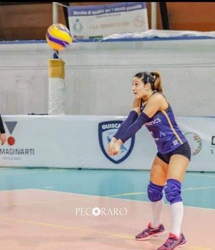 Salerno Guiscards, il team volley riparte da Jessica Lanari - aSalerno.it
