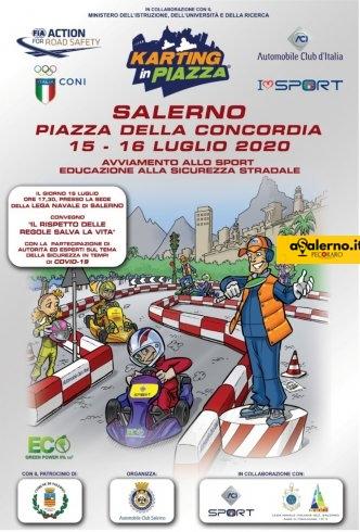 """Incontro sulla sicurezza stradale a Salerno: """"Il rispetto delle regole salva la vita"""" - aSalerno.it"""