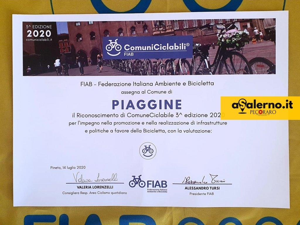 Riconoscimento ufficiale Fiab