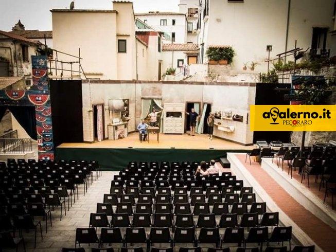 Foglie di teatro, ai Barbuti spettacolo e passeggiata culturale - aSalerno.it