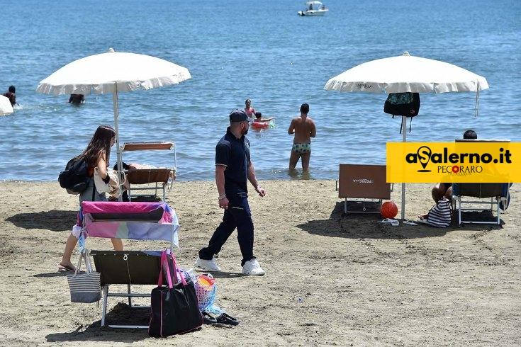 """Controlli in spiaggia, il sindaco: """"Sicurezza dipende da ciascuno di noi"""" - aSalerno.it"""