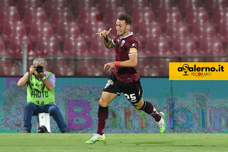Salernitana, poker play-off: 4-1 al Cittadella - aSalerno.it