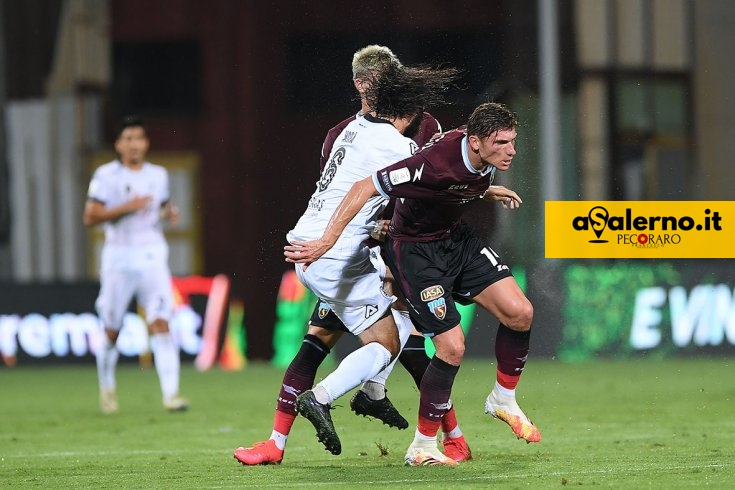Salernitana senza playoff, 1 a 2 Spezia - aSalerno.it