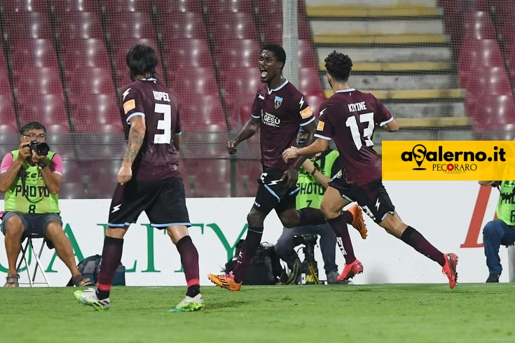 Salernitana, playoff in attesa: 1 a 1 con lo Spezia - aSalerno.it