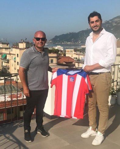 Olympic Salerno, Antonio Pappalardo nuovo responsabile del settore agonistico del club biancorosso - aSalerno.it