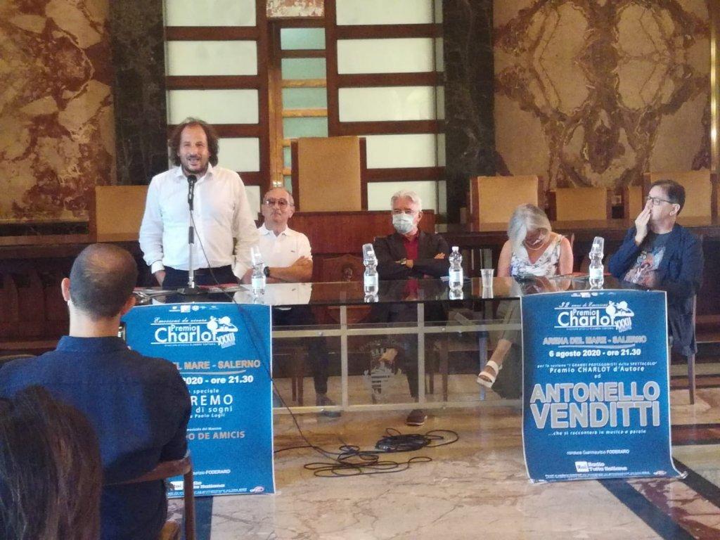 conferenza premio charlot