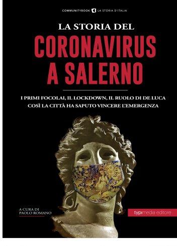 """La cronaca di un evento planetario, ecco il libro: """"La Storia del Coronavirus a Salerno e in Campania"""" - aSalerno.it"""