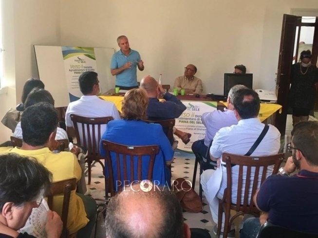 Agroalimentare, si lavora per il super distretto della Piana del Sele - aSalerno.it