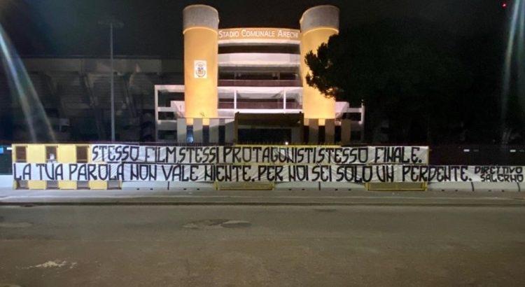 """Il Direttivo Ultras chiama i tifosi a un confronto al Vestuti: """"Mai a patti con ci vuole satellite"""" - aSalerno.it"""