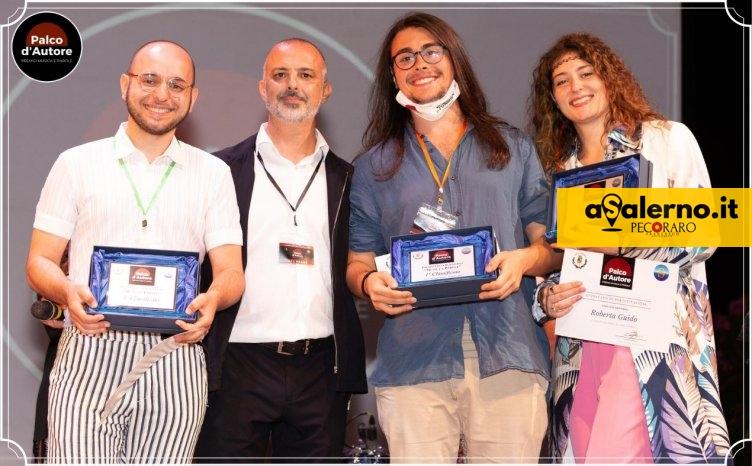 Un salernitano, una giffonese e una barese vincono la prima edizione di Palco d'Autore - aSalerno.it