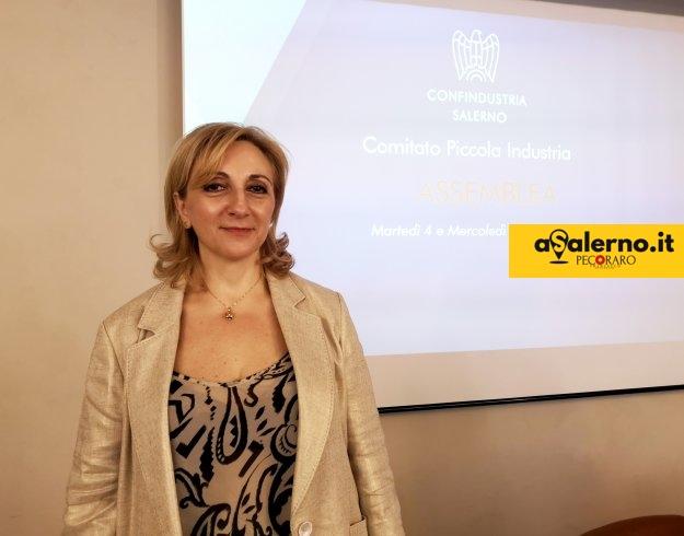 Lina Piccolo eletta Presidente del Comitato Piccola Industria di Confindustria Salerno - aSalerno.it