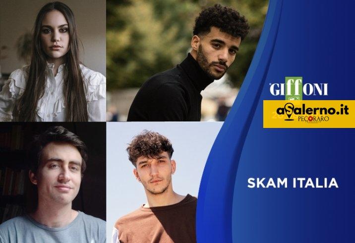 A Giffoni arriva il cast di Skam Italia - aSalerno.it